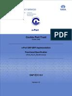 E-Port FS FI CALM Invoices