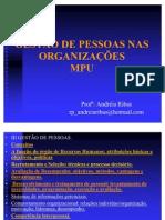 35985545 Gestao de Pessoas Equilibrio Organizacional