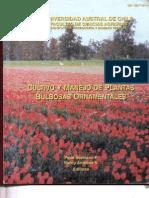 Cultivo y Manejo de Plantas Bulbosas Ornamentales