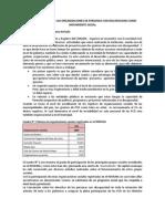 Las Organizaciones de PCD