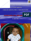 Patología del Desarrollo Julio 2011