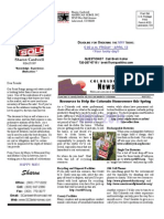 Previous Newsletter - 3