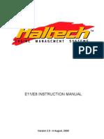 e8 Manual 5 July 2008