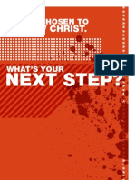 "Fellowship Church ""Next Step Booklet"""