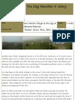 The Dog Rambler E-diary 06 July 2012