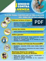 Afiche Personal de Salud