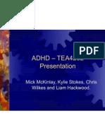 ADHD _ Friday Group