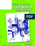 Buenos Aires el libro del barrio