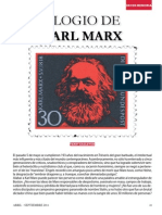 Terry Eagleton - Elogio A Karl Marx