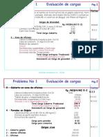 Calculo Fuerzas de Viento NSR 98 ( wind force calculation)