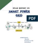 Smart Power Grid
