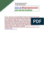 Curso Bioprogramacion Ernesto