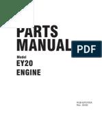 Robin EY20 parts catalog