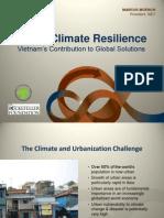 01. MM_ISET_keynote_EN-Chống chịu với BĐKH ở Đô thị_Đóng góp vào các giải pháp toàn cầu