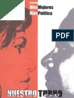 Más Mujeres, Más Política
