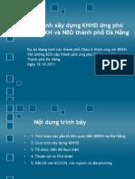 05. Ms. Nguyen Thi Kim Ha_DN CCCO_VN-Quá trình xây dựng KHHĐ ứng phó với BĐKH và NBD thành phố Đà Nẵng