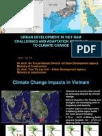 07. Ms. Tran Thi Lan Anh_MOC_EN-Phát triển đô thị Việt Nam_Thách thức từ Biến đổi khí hậu và Chương trình kế hoạch thích ứng