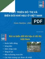 Urban development   CC UN-VN (Vietnamese) KN 2-Tìm hiểu nguyên nhân làm tăng nguy cơ lũ lụt tại phường Nhơn Bình, TP Quy Nhơn