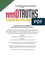 Facing Hard Truths-Report