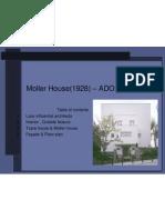 Moller House1928 e28093 Adolf Loos