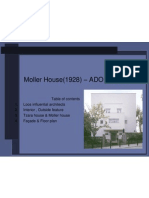 Moller House1928 e28093 Adolf Loos