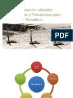 Sistemas de Iniciación  Eléctricos y Pirotécnicos