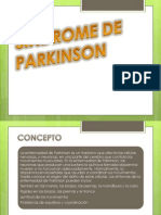 SÍNDROME DE PARKINSON-1