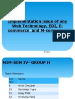 Web Technology Presentation-GroupH
