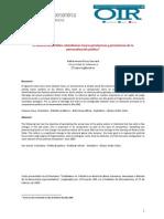 Colombia_Reforma Politica y Uribe
