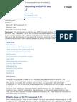 Peer-To-Peer Programming With WCF and .NET Framework 3