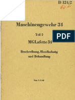Lafette Mount Manual