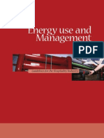 Energy Use and Management