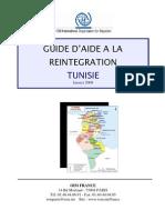 Guide Aide Reintegration Tunisie (FR)