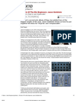Secrets of the Mix Engineers_ Jason Goldstein
