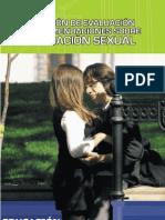 comision de evaluacion y recomendaciones  sobre educación sexual - mineduc no oficial