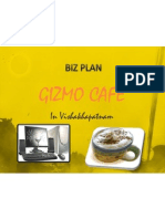 Business Plan [Gizmo Cafe]