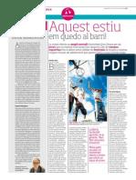 Ruptures que poden trencar adolescències - Jaume Funes (Diari Ara 7 de juliol de 2012)