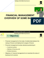 Fin Mgmt for Beginners