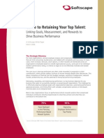 Softscape Guide to Retaining Your Top Talent