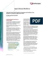 Softscape Executive Brief
