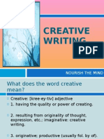 Creative Writing Ppt[1]
