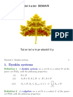 Tutorials in Probability
