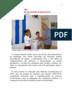 Eleições em Cuba - Breve análise de um modelo de democracia