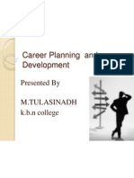 career planing and development