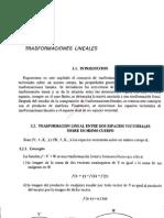 00CAP 3 TRANSFORMACIONES LINEALES