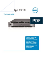 DELL PowerEdge R710 Technical GuideBook