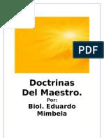 Libro Doctrinas Del Maestro Em
