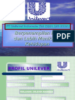 Profil Unilever