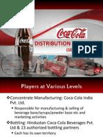 Coca-Cola Distribution Network