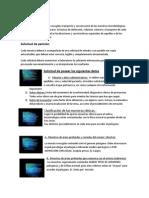 RECOGIDA, TRANSPORTE Y CONSERVACIÓN DE LAS MUESTRAS
